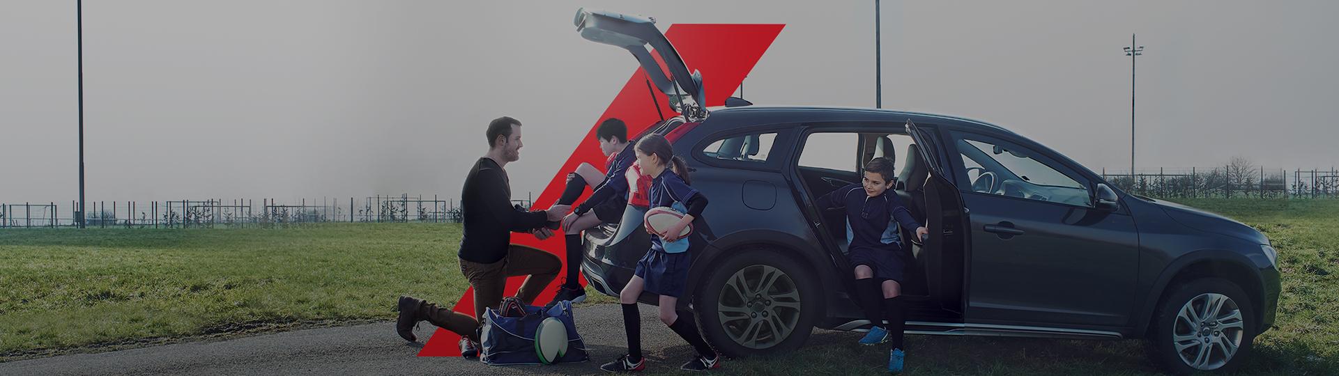 Autoversicherung | AXA Assurances Luxembourg