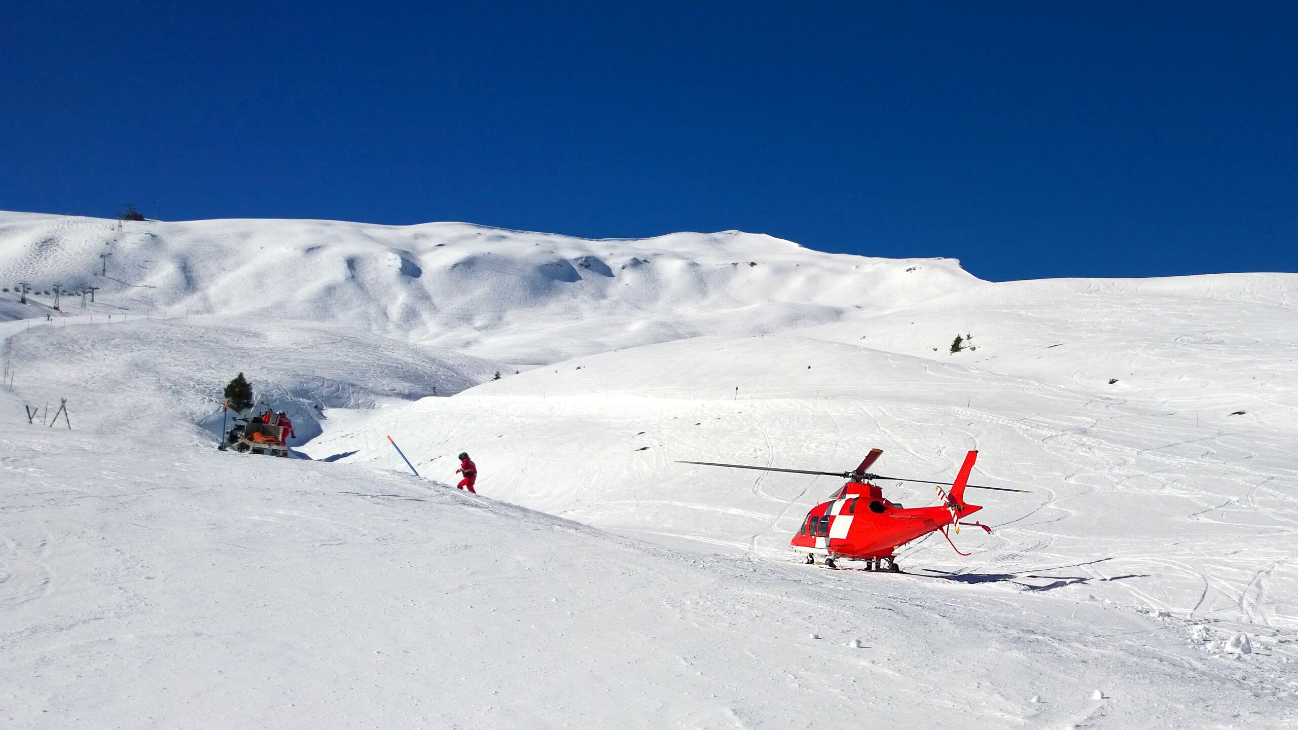 AXA Luxembourg : vacances au ski, ne assistance indispensable