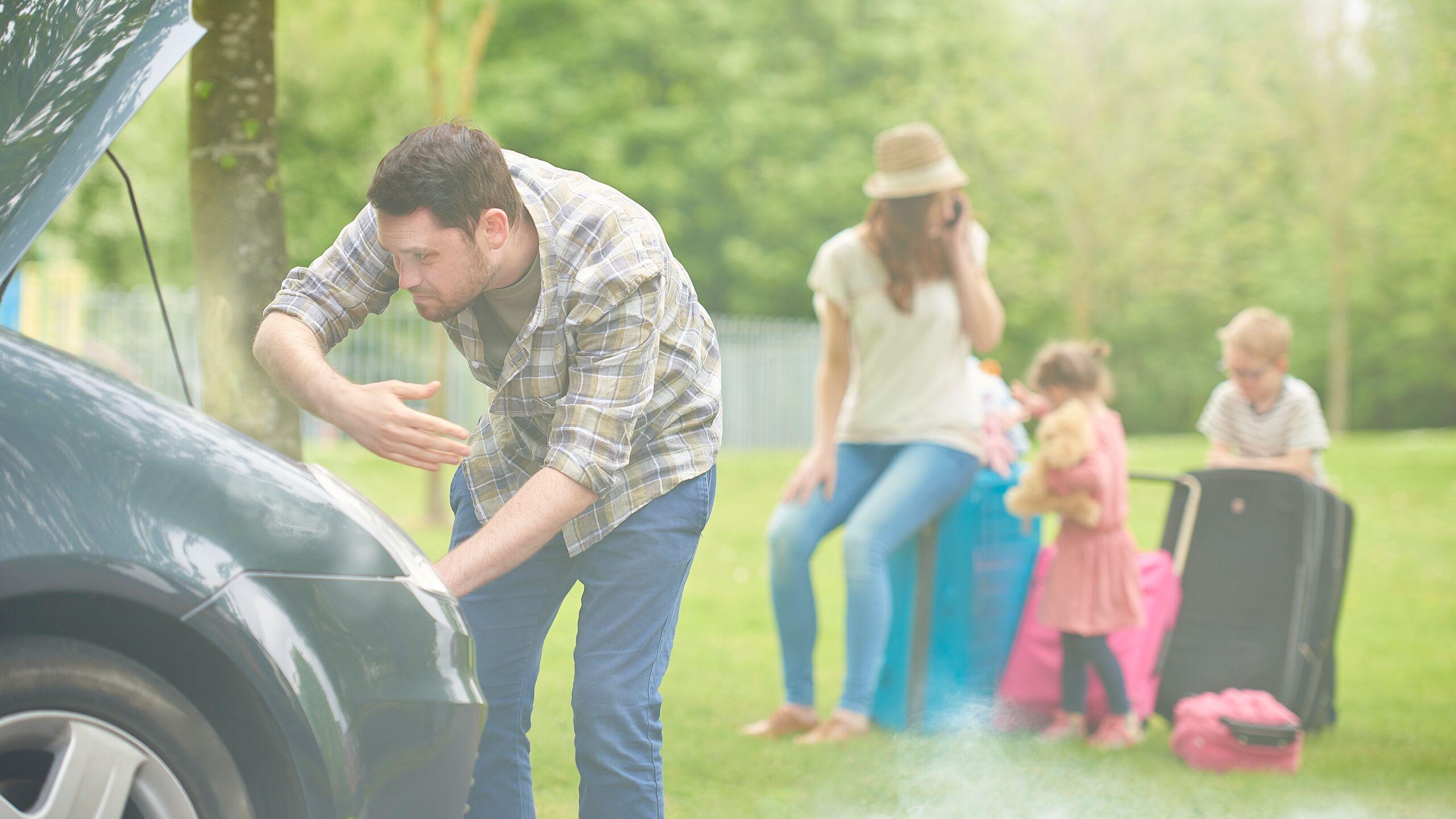 AXA Luxembourg - assistance et dépannage auto