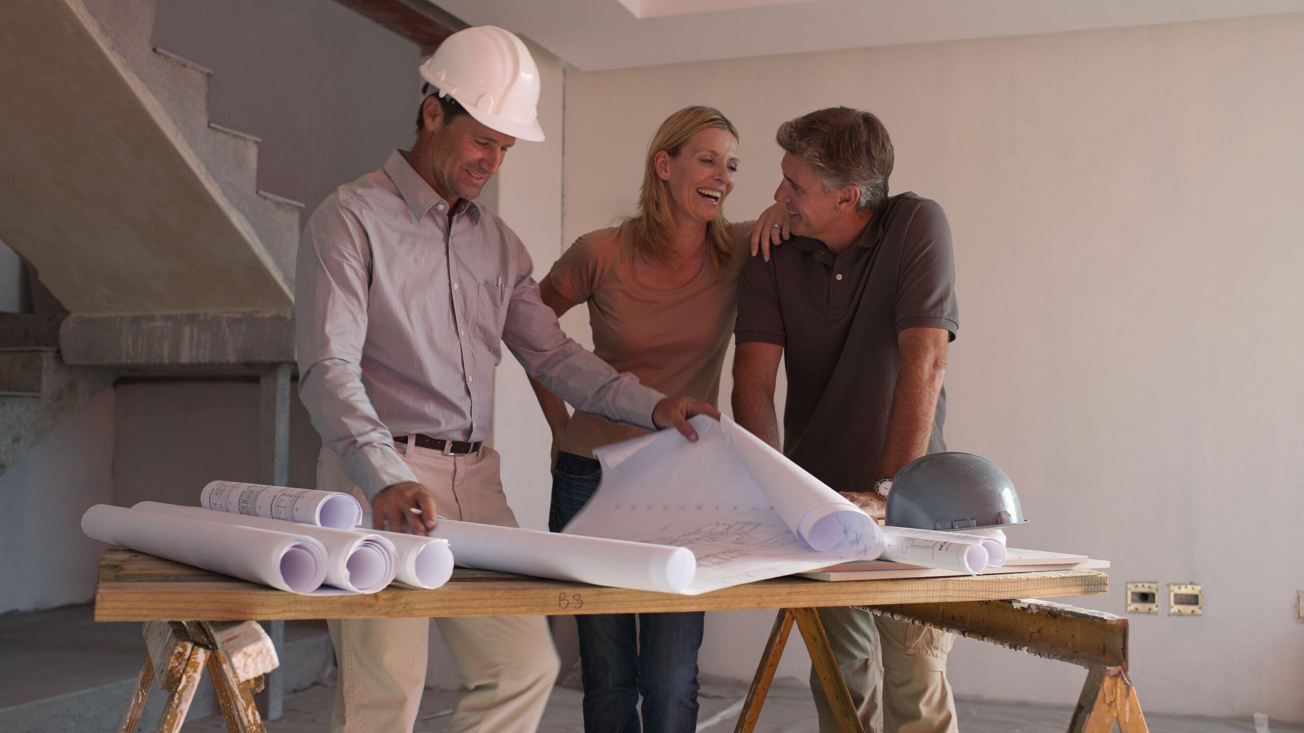 Blog AXA Luxembourg : assurances tous-risques chantiers